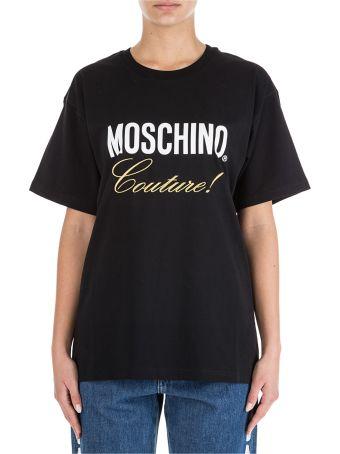 Moschino  T-shirt Short Sleeve Crew Neck Round