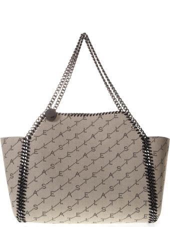 Stella McCartney Monogram Falabella Reversible Tote Bag