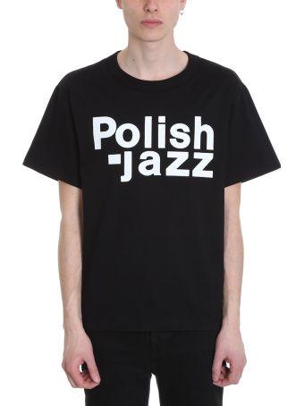 MISBHV Polish Jazz Black Cotton T-shirt