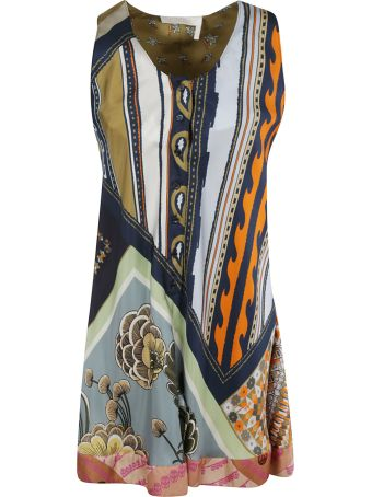 Chloé Printed Sundress