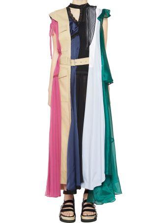 Sacai 'mix Dress' Dress