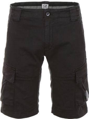 C.P. Company Cargo Bermuda Shorts