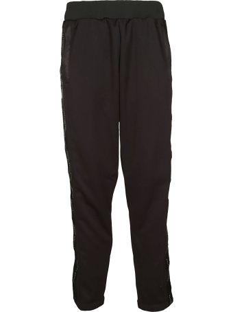 Daniel Patrick Buttoned Side Trousers