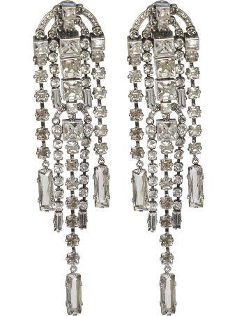 Lanvin Crystal-embellished Earrings