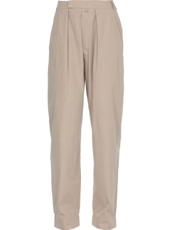Katharine Hamnett Cotton Trousers
