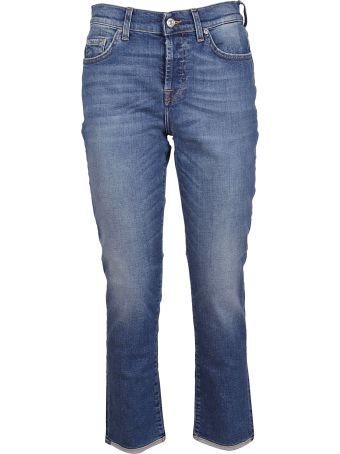 7 For All Mankind Straight Fit Jeans