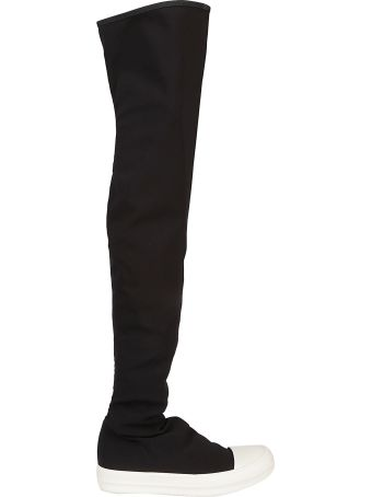 DRKSHDW Over-the-knee Sneaker Boots