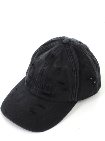 VETEMENTS Embroidered Cap