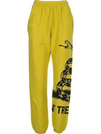 VETEMENTS Snake Pants