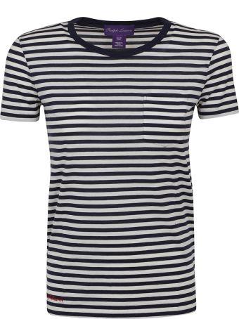 Ralph Lauren Black Label Ralph Lauren Black Striped T-shirt