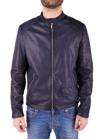 Delan Delan Leather Jacket