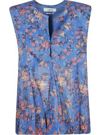 Isabel Marant Floral Blouse