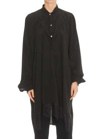 Faith Connexion Long Double Collar Shirt