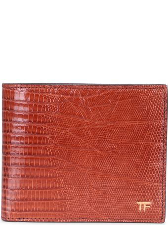 Tom Ford Apricot Bifold Wallet