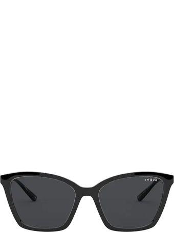 Vogue Eyewear Vogue Vo5333s Black Sunglasses
