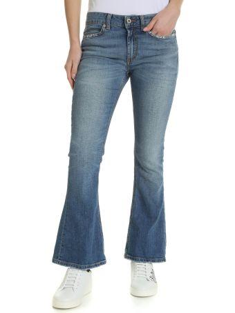 Dondup Adler Flared Jeans