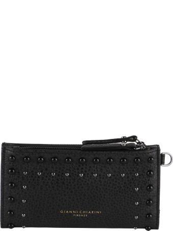 Gianni Chiarini Grained Leather Wallet