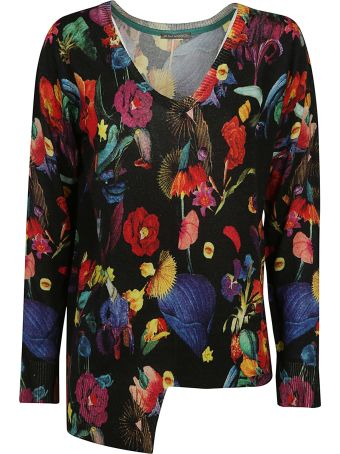 In Bed With You Floral Sweater