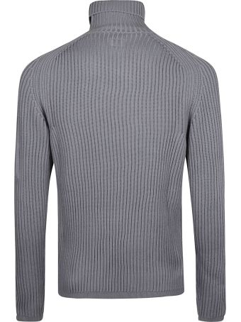 C.P. Company Turtleneck Knit Sweater