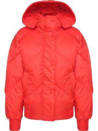 IENKI IENKI Dunlope Quilted Nylon Hooded Puffer Jacket