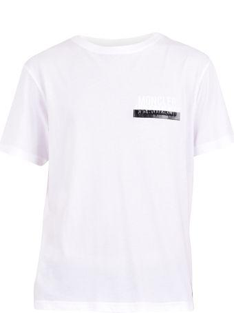 Moncler Genius Branded T-shirt