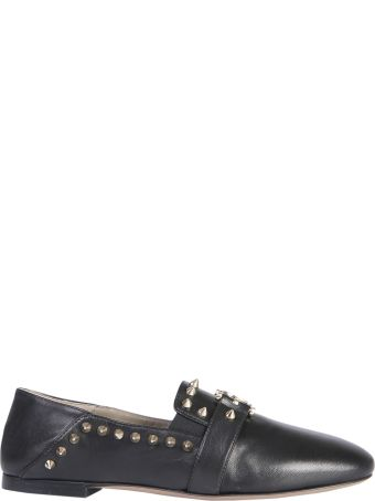 Versace Collection Padded Loafer