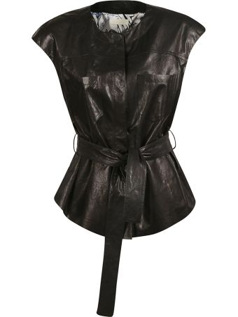 DROMe Belted Top