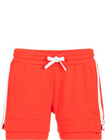 Stella McCartney Kids Red Shorts For Girl