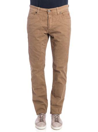Jeckerson Cotton Blend Trousers