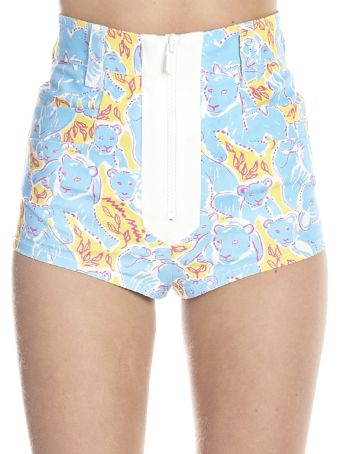 Miu Miu 'pathers' Shorts