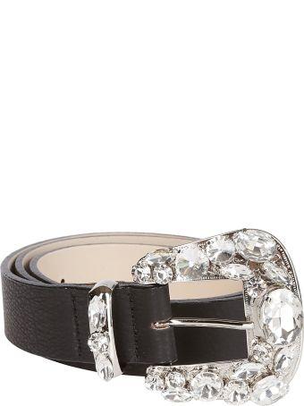 B-Low the Belt Embellished Belt