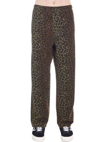 Stussy 'jungle Camo' Pants