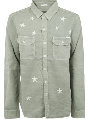Mother Star Embroidered Jacket