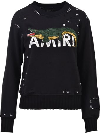 AMIRI Alligator Sweater