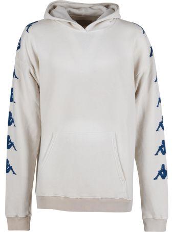 Danilo Paura x Kappa Danilo Paura Okan Oversized Hoody Sweaters