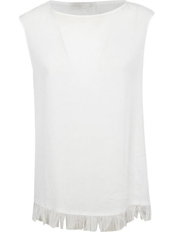 Fabiana Filippi Frayed T-shirt