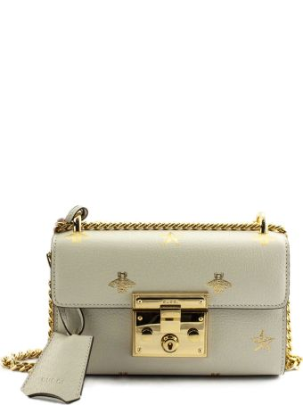 Gucci Padlock Bee Star Small Shoulder Bag