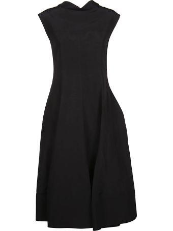 Jil Sander Puff Skirt Dress