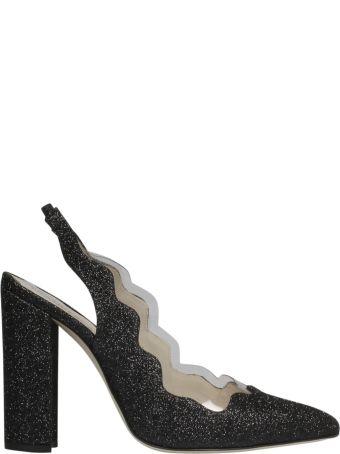 Francesca Bellavita Moon Sling Sandals