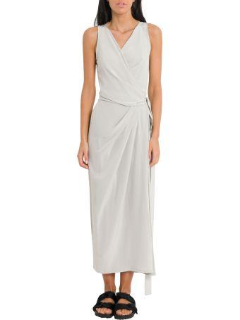 Rick Owens Limo Wrap Dress