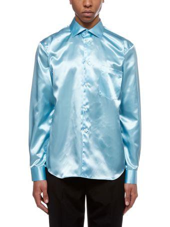 Comme Des Garçons Homme Plus Button-up Shirt
