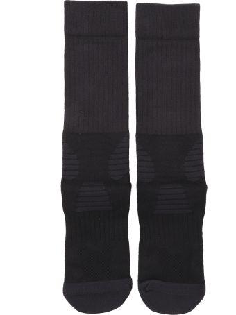 Y-3 Black Tube Socks