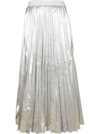 Parosh Pleated Skirt