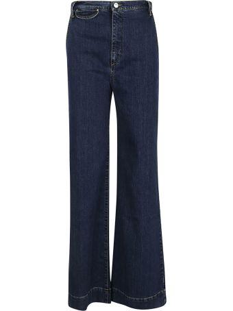 Katharine Hamnett Katharine Hamnet London Anita Wide-leg Jeans