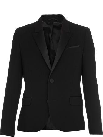 Neil Barrett Tech Fabric Jacket