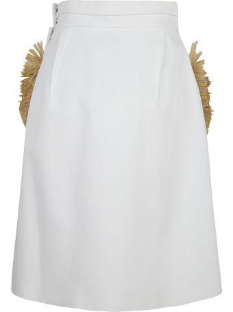 Dice Kayek Embellished Skirt