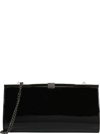 Christian Louboutin Logo Plaque Shoulder Bag