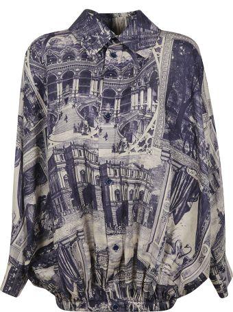 Acne Studios Vintage Print Shirt