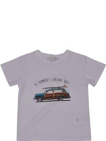 Mariella Ferrari A Summer's Surfing Day Short-sleeve T-shirt