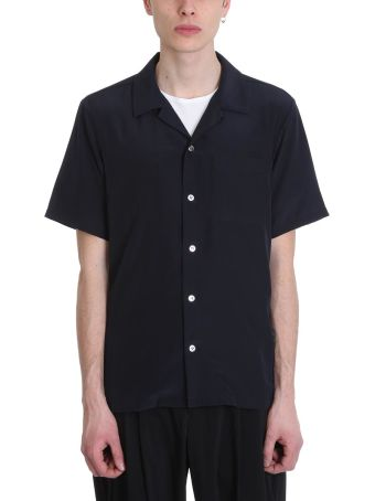 Attachment Blue Polyester Shirt